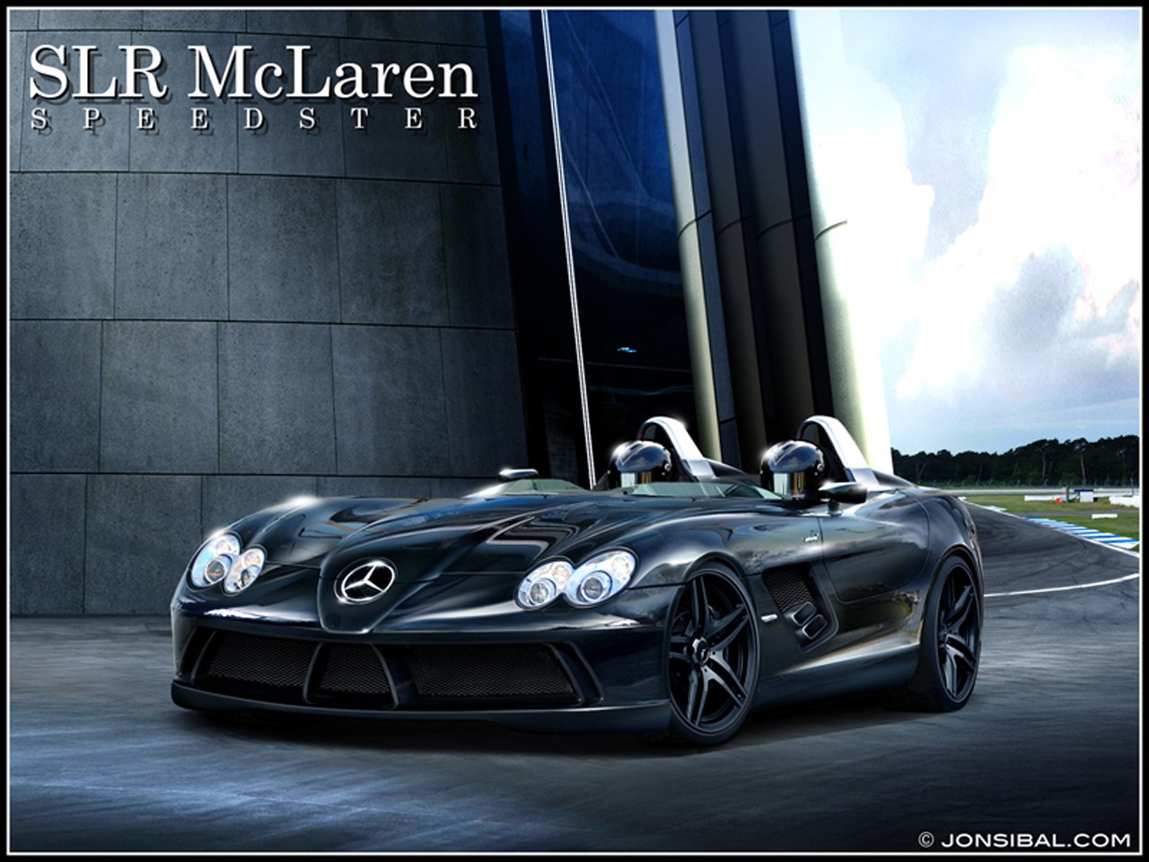 New Mercedes McLaren Cool Cars