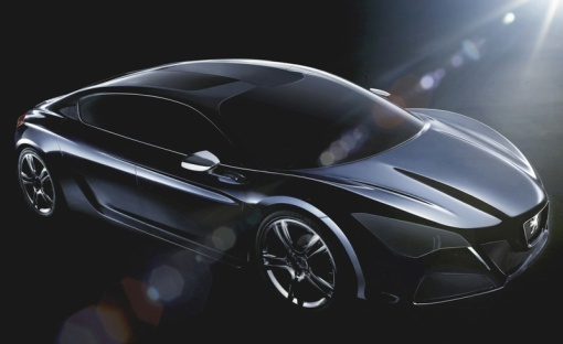 New Peugeot \'RC…\' Concept with Hybrid Power will be Present at Paris ...