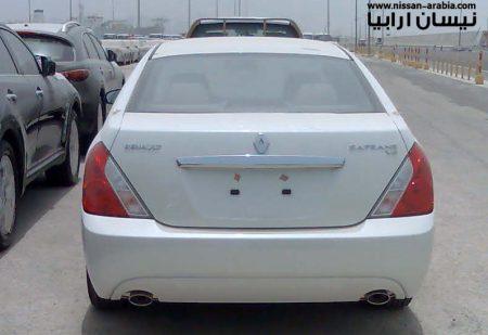 New 2009 Renault Safrane