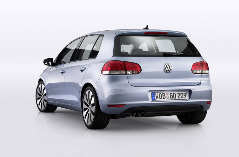 new 2009 volkswagen golf vi leaked photo it s your auto world new cars auto news reviews. Black Bedroom Furniture Sets. Home Design Ideas