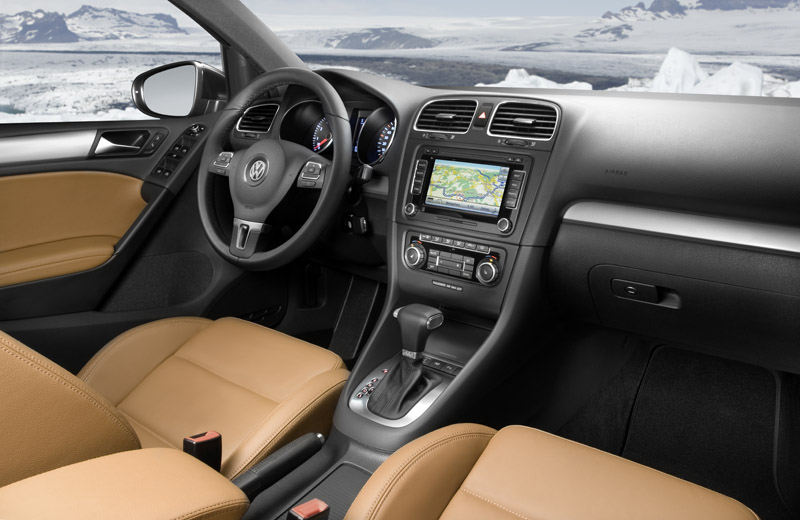 volkswagen golf vi 2009 interior img 5 it s your auto world new cars auto news reviews. Black Bedroom Furniture Sets. Home Design Ideas