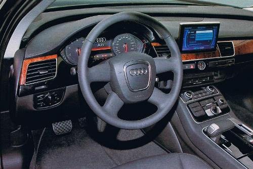 Auto Entertaintment And Lifestyle Audi A8 2010 Inside