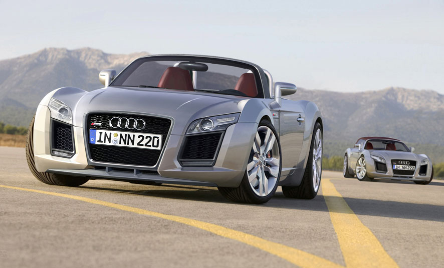 New Audi R Would Replace The TT Its Your Auto World New - Larson audi