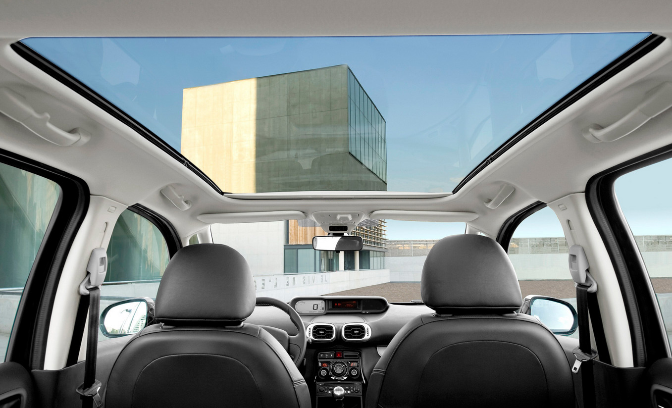citroen c3 picasso mpv interior img 6 it s your auto world new cars auto news reviews. Black Bedroom Furniture Sets. Home Design Ideas