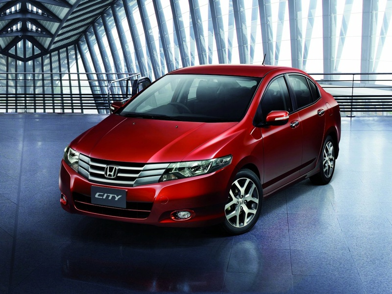 New 2009 Honda City Launches in Thailand