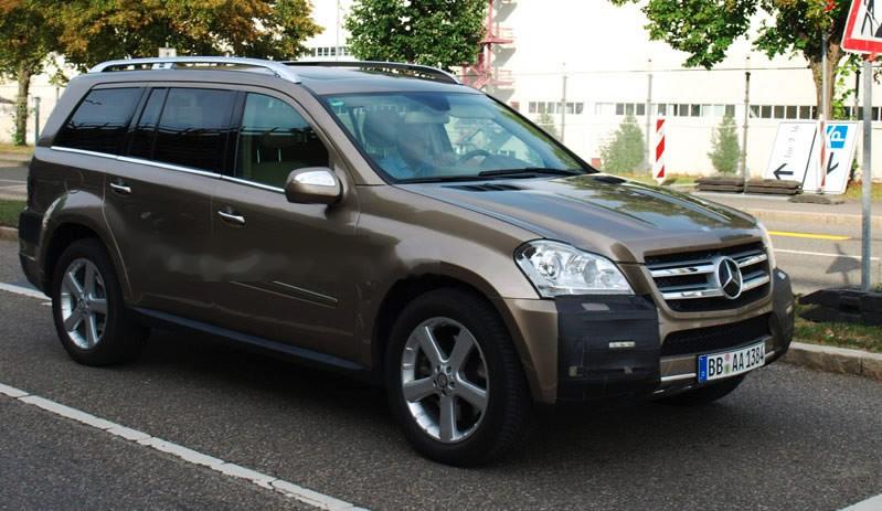 Mercedes benz gl class popular car for Mercedes benz gl 2010