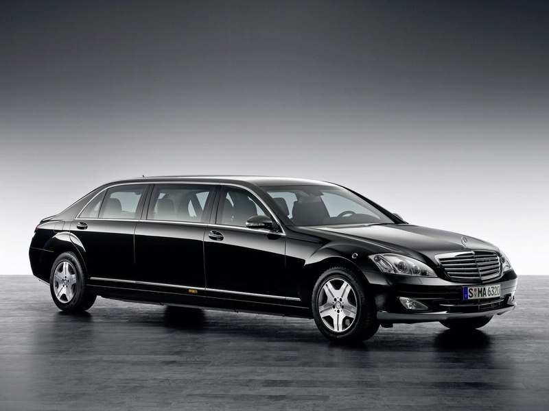 new luxury mercedes benz s 600 pullman guard limousine it s your auto world new cars auto. Black Bedroom Furniture Sets. Home Design Ideas