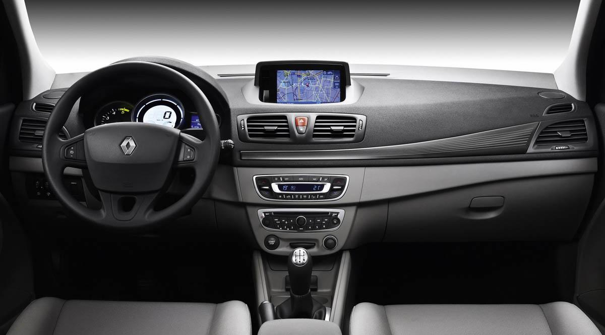 renault megane iii interior img 12 it s your auto world. Black Bedroom Furniture Sets. Home Design Ideas