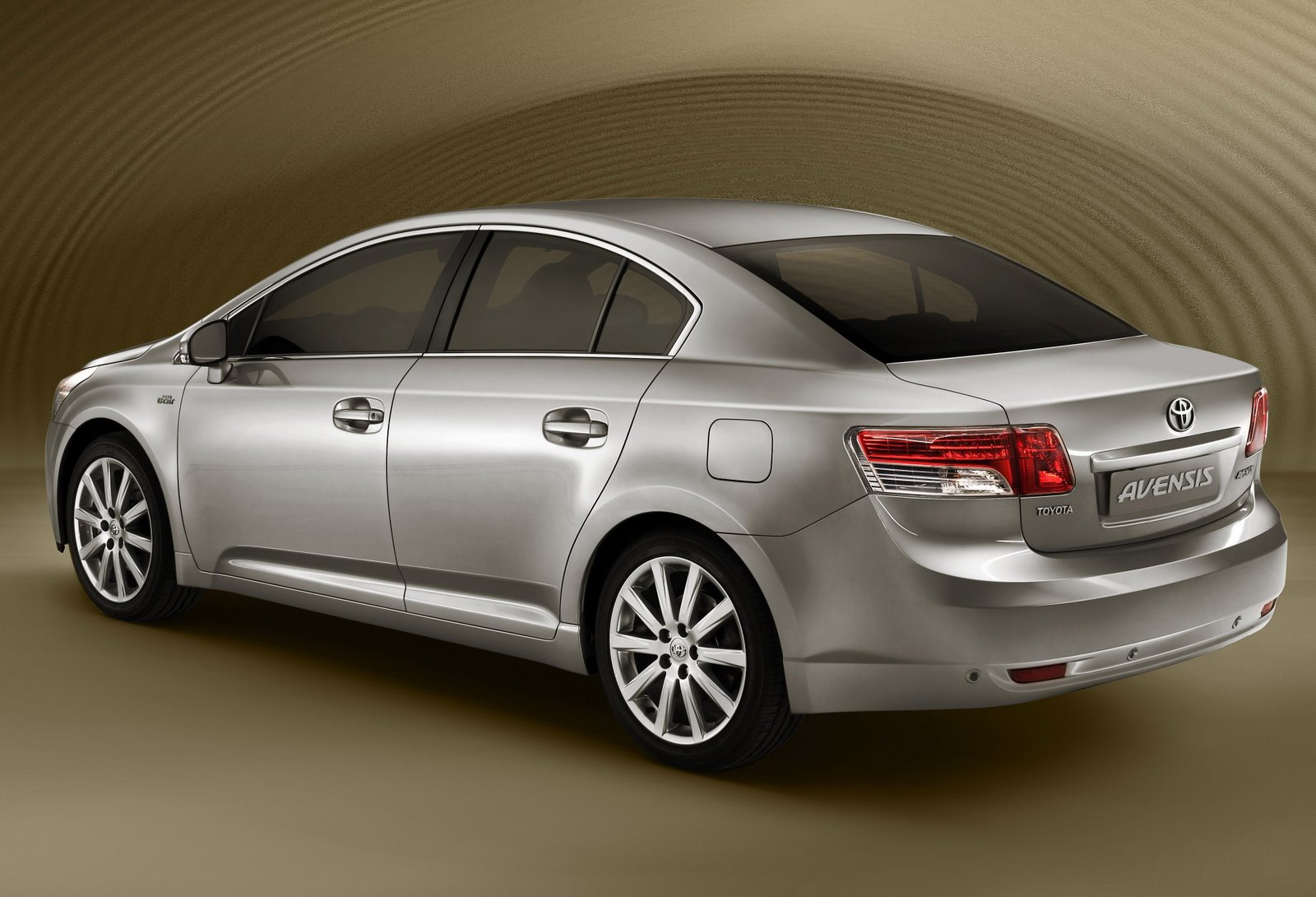 Images of New 2009 Toyota Avensis » toyota-avensis-2009-img_1