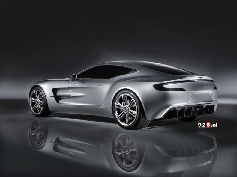 Attractive New Aston Martin One 77 Leaked Images » Aston Martin One 77 New Img_2