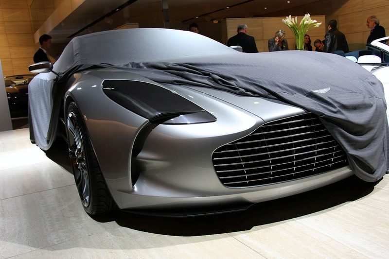 Earlier This Week Further Details Of Aston Martins