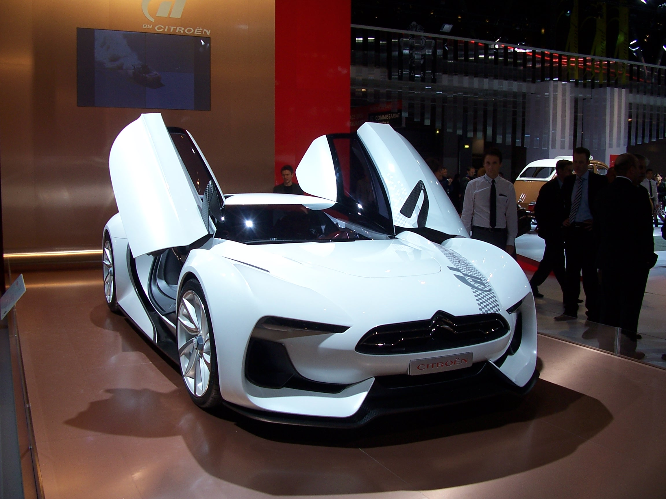 "gt-by-citroen"" concept revealed at paris motor show 