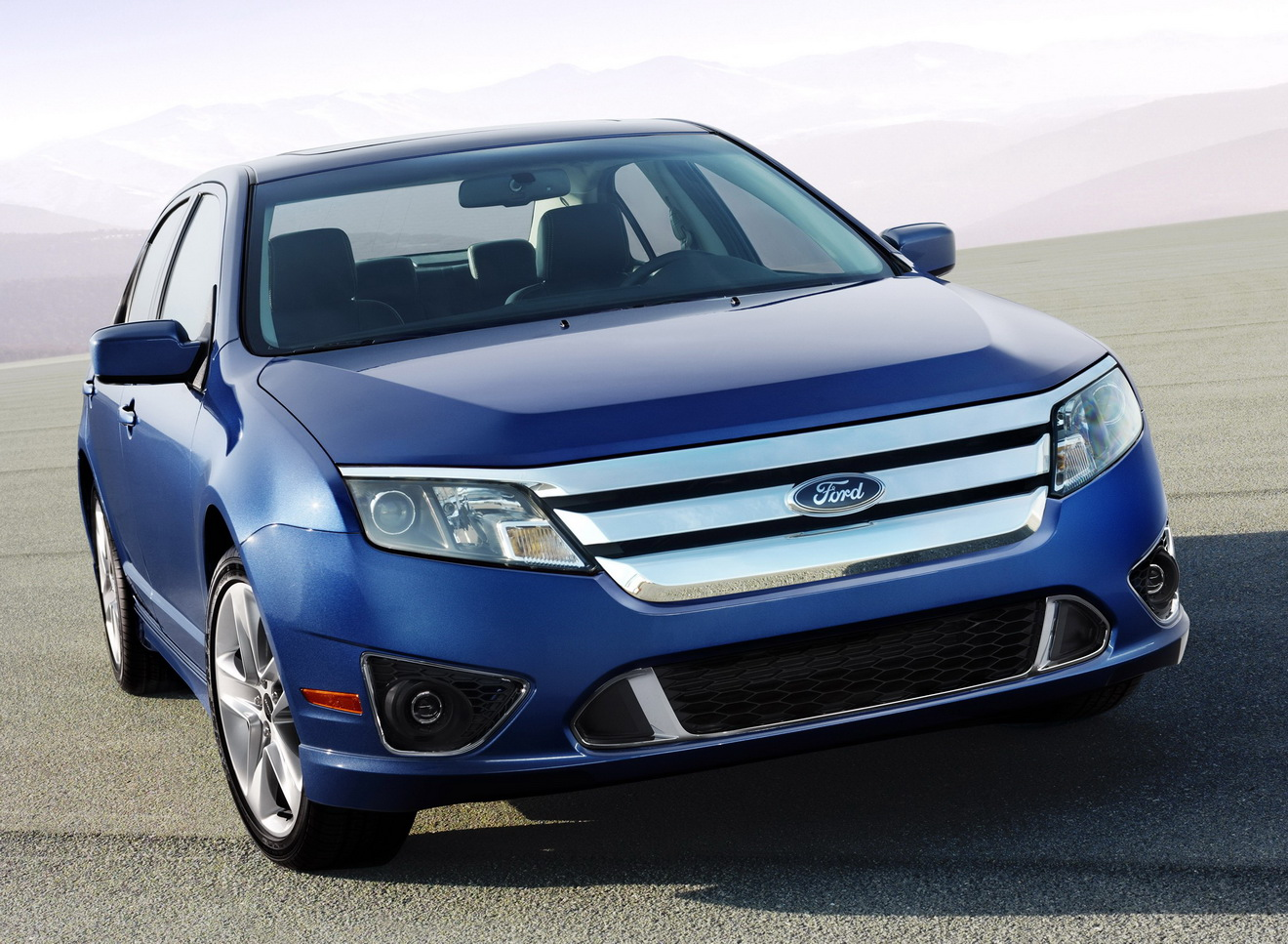New Ford Fusion Revealed New Design Engines And - New cars 2010