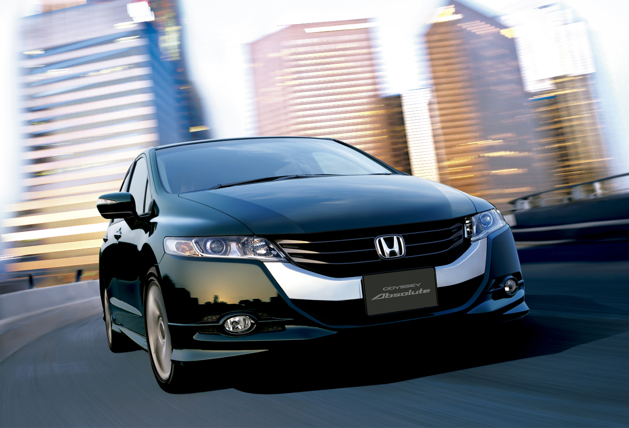 Honda Reveals New JDM Odyssey in Japan (photo and details) | It'-s ...