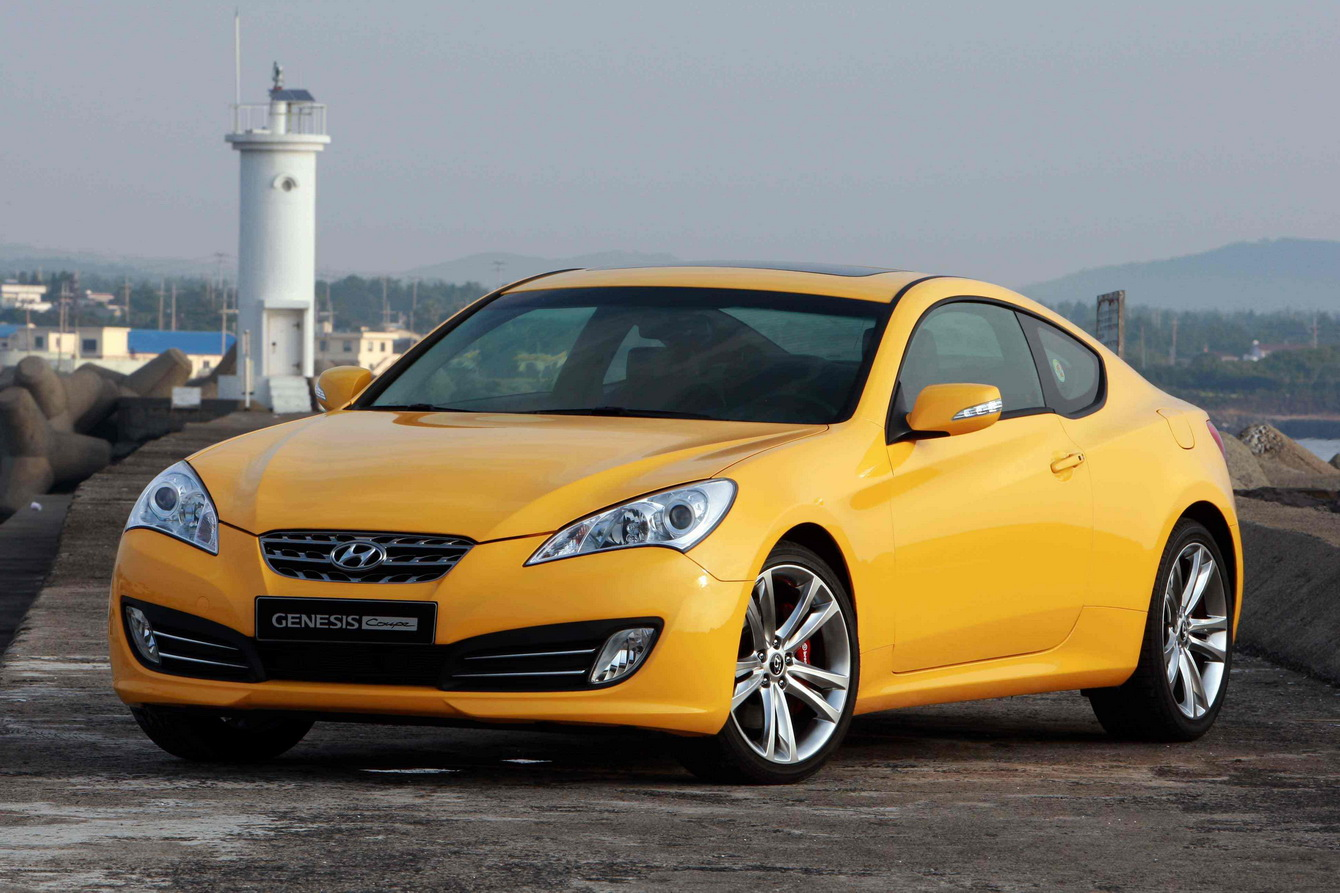Attractive New Hyundai Genesis Coupe Launches In Korea » Hyundai Genesis Coupe Img_5