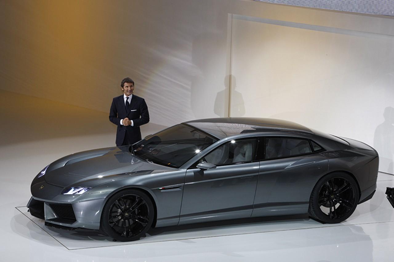 Lamborghini Estoque Wallpaper