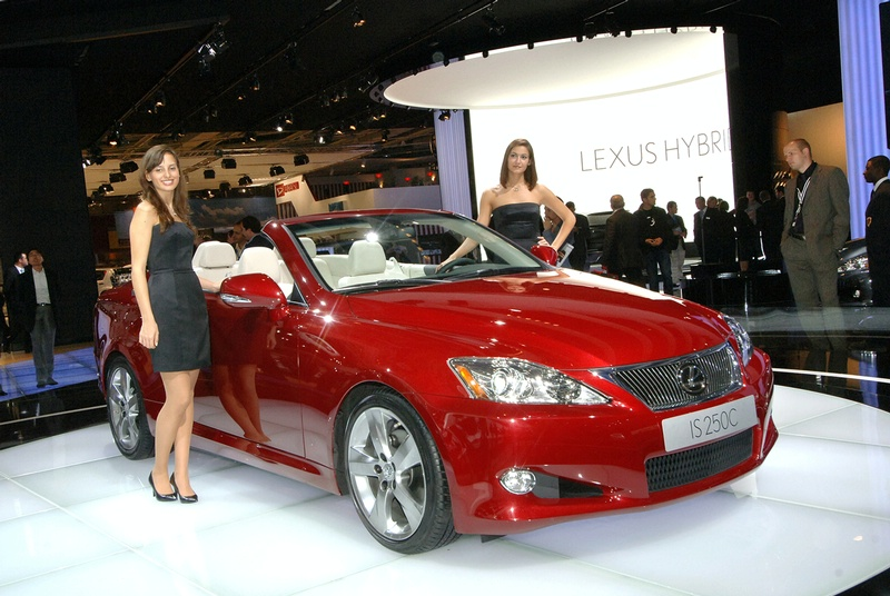 2009 Lexus IS250 C | It\'s your auto world :: New cars, auto news ...