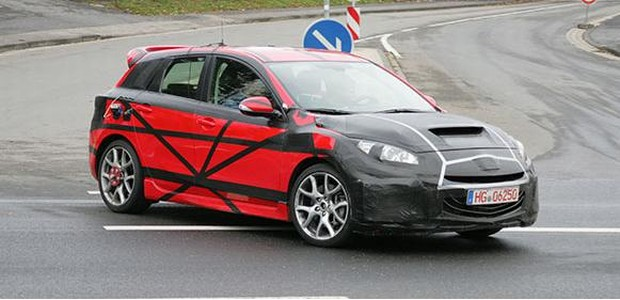2010 mazda 3 mps (mazdaspeed3) spied near nürburgring | it's your