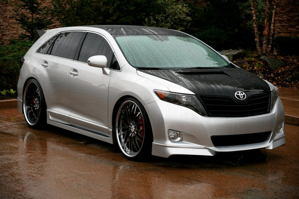 Toyota Venza Sportlux By Street Image To Debut At Sema
