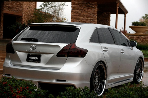 Toyota Venza Sportlux By Street Image To Debut At SEMA 2008 » Toyota Venza  Sportlux For Sema Img_5
