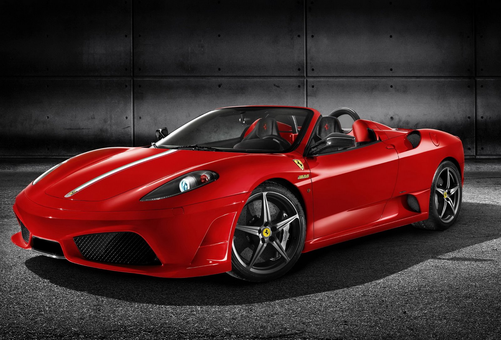 ferrari f430 scuderia spider 16m at mugello revealed photo it s your auto world new cars. Black Bedroom Furniture Sets. Home Design Ideas