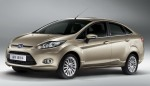 All-new Ford Fiesta Sedan