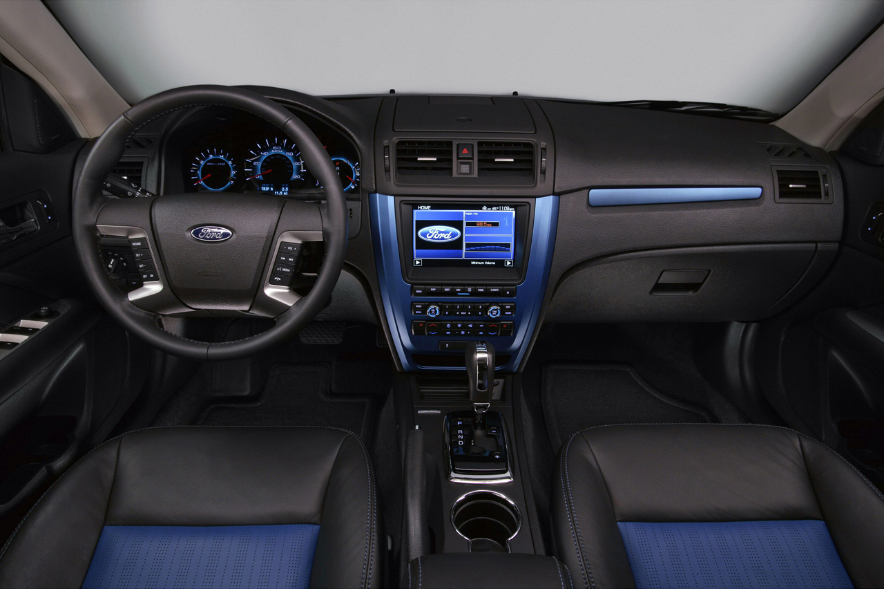 Ford Fusion 2010 Sport Interior Img 3 It S Your Auto World