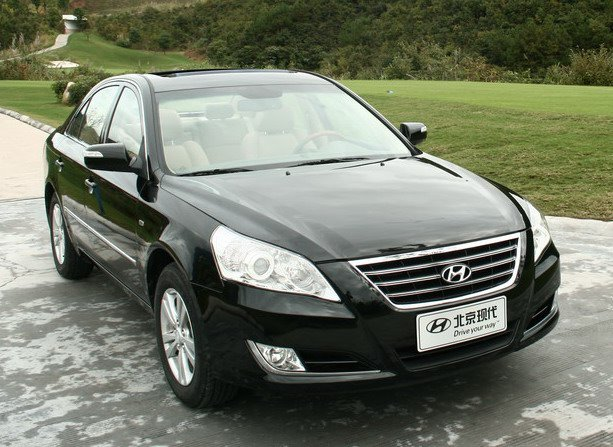 Marvelous Hyundai Sonata 2009 China Reval Img_1