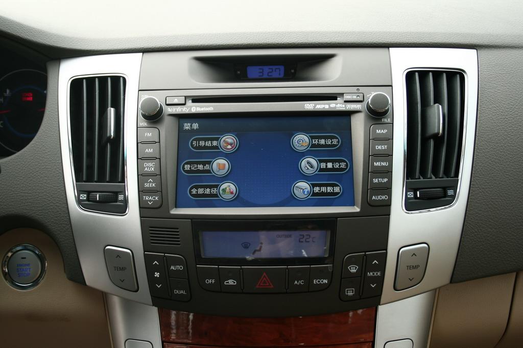 Awesome New 2009 Hyundai Sonata Sedan Facelift Reavealed In China » Hyundai Sonata  2009 China Reval Panel Img_8