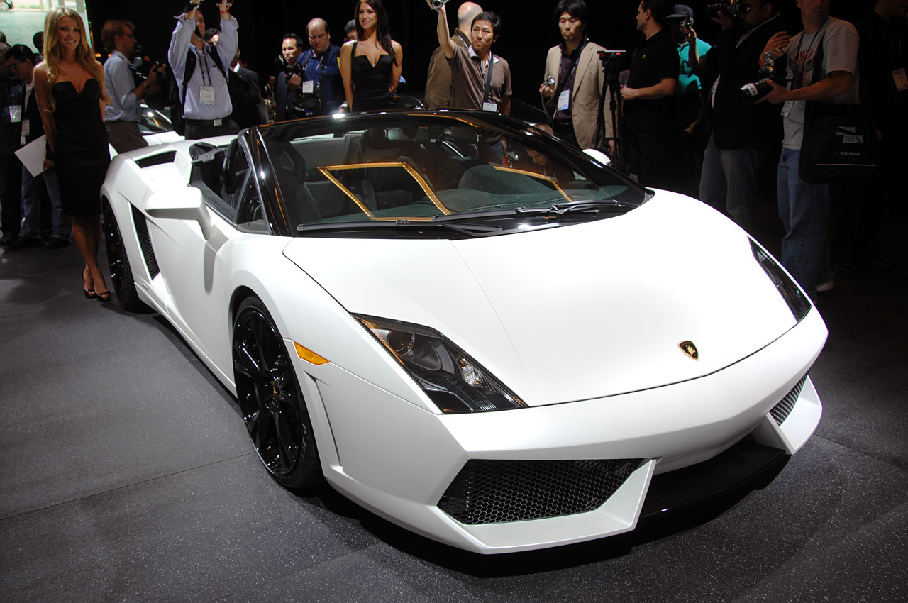 The Gallardo Spyder