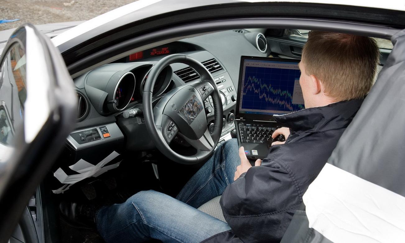 Latest spy Photos of new 2010 Mazda3 Hatchback | It's your ...