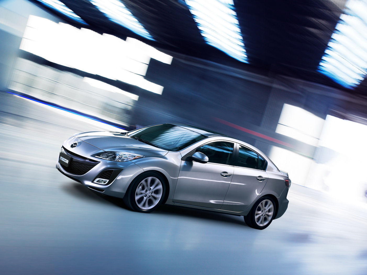 All New 2010 Mazda3 Revealed At The La 2008 Photo Video It S Your Auto World New Cars