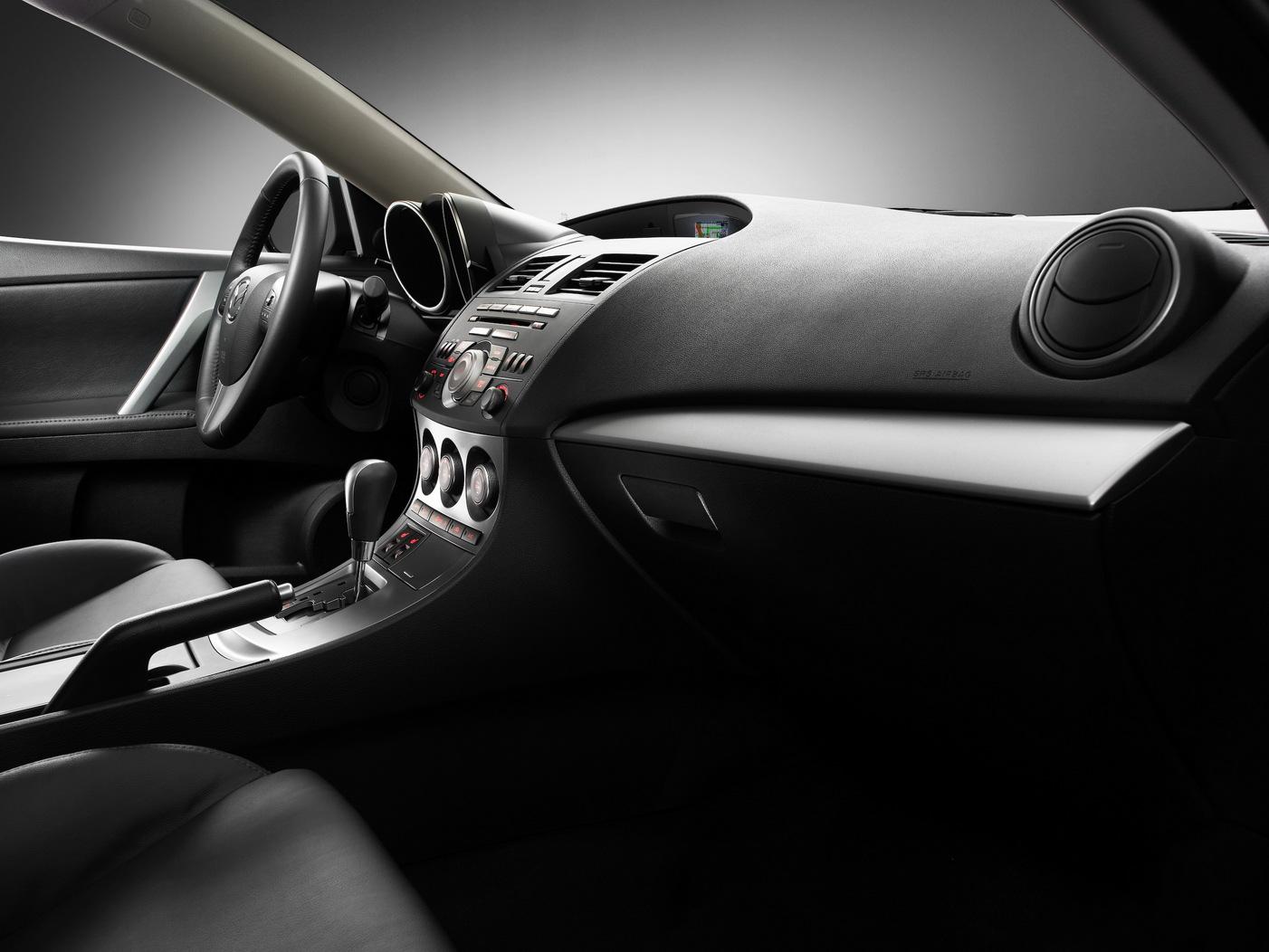 2010 Mazda MAZDA3 Pictures Dashboard  US News amp World
