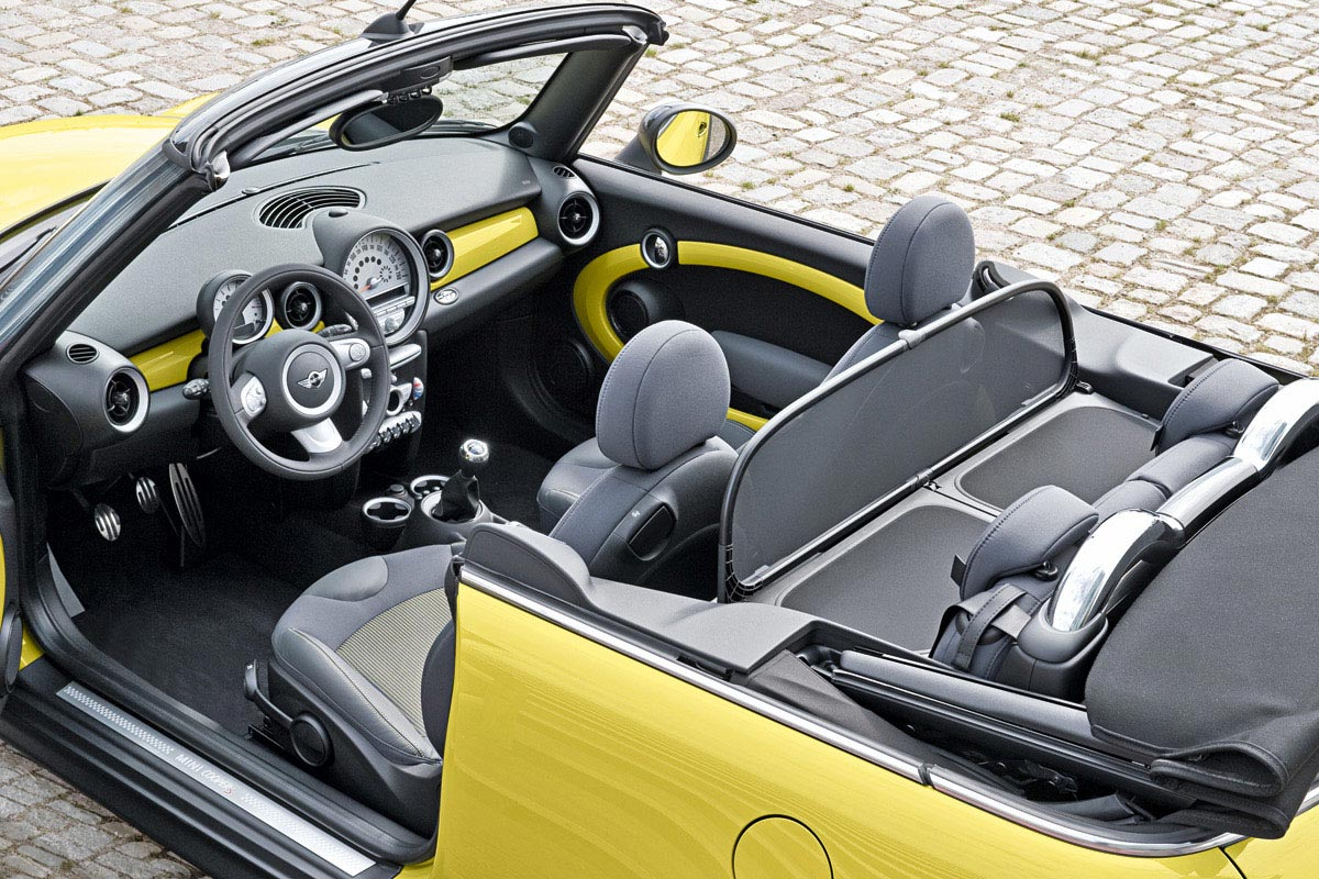 mini cooper convertible interior img 11 it s your auto world new cars auto news reviews. Black Bedroom Furniture Sets. Home Design Ideas