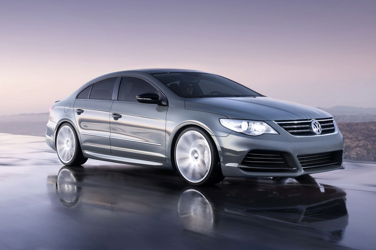 Volkswagen Show Super Cc Eco Performance Concept At Sema