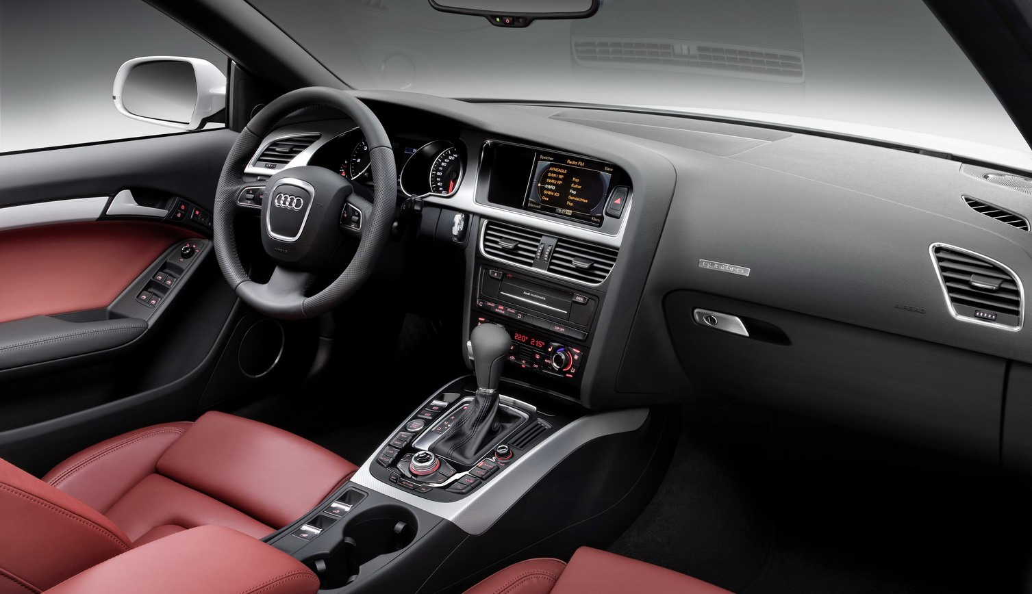 New 2010 Audi A5/S5 Cabriolet Revealed (details And Photo) » Audi A5  Cabriolet 2010 Interior Img_8