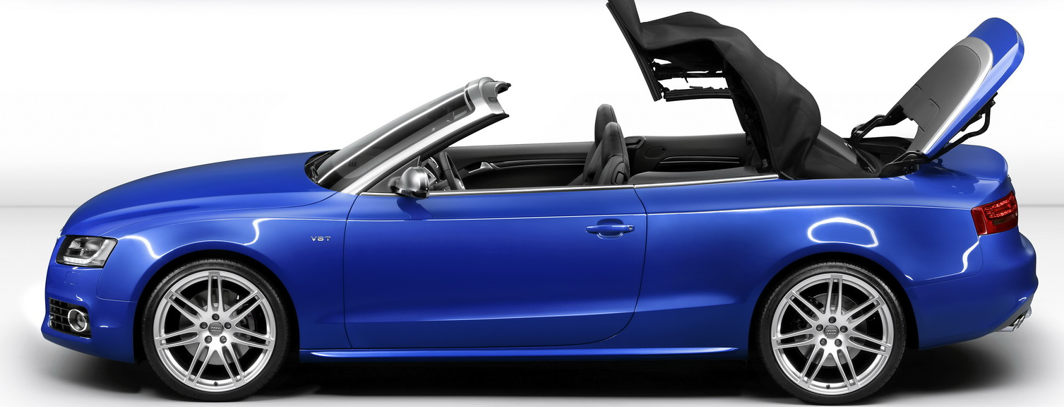 New 2010 Audi A5 S5 Cabriolet Revealed Details And Photo