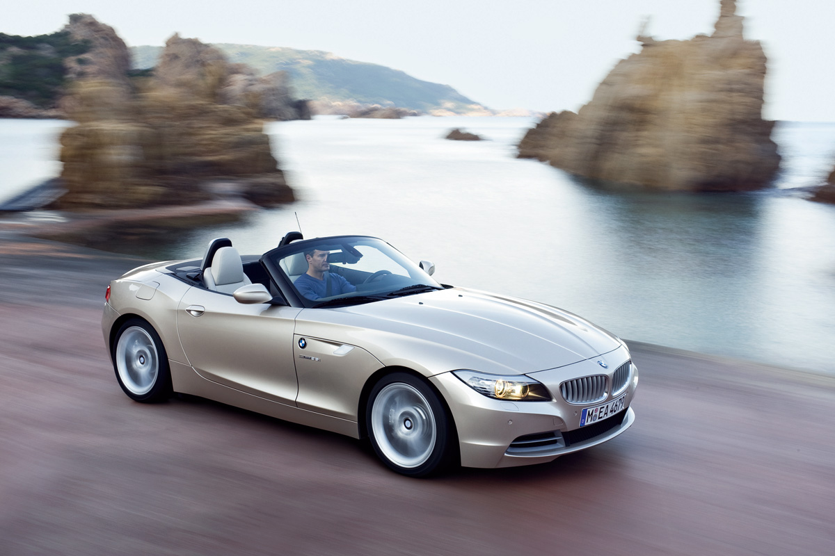 Cars Usa Bmw Z4 Roadster Specs And Photos