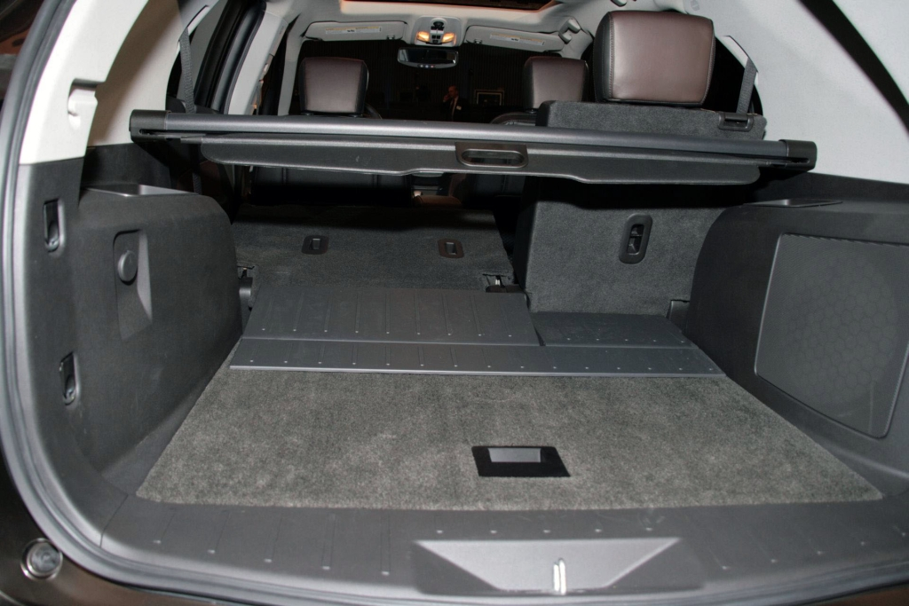 Image Gallery 2009 Equinox Interior