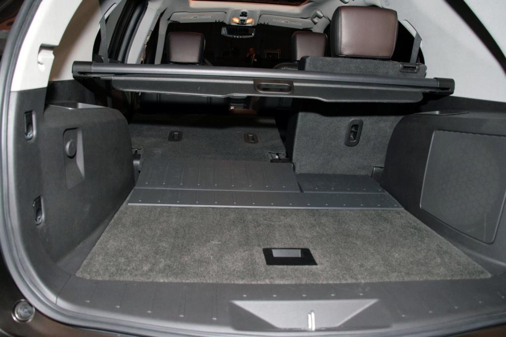 chevrolet equinox interior Car Tuning