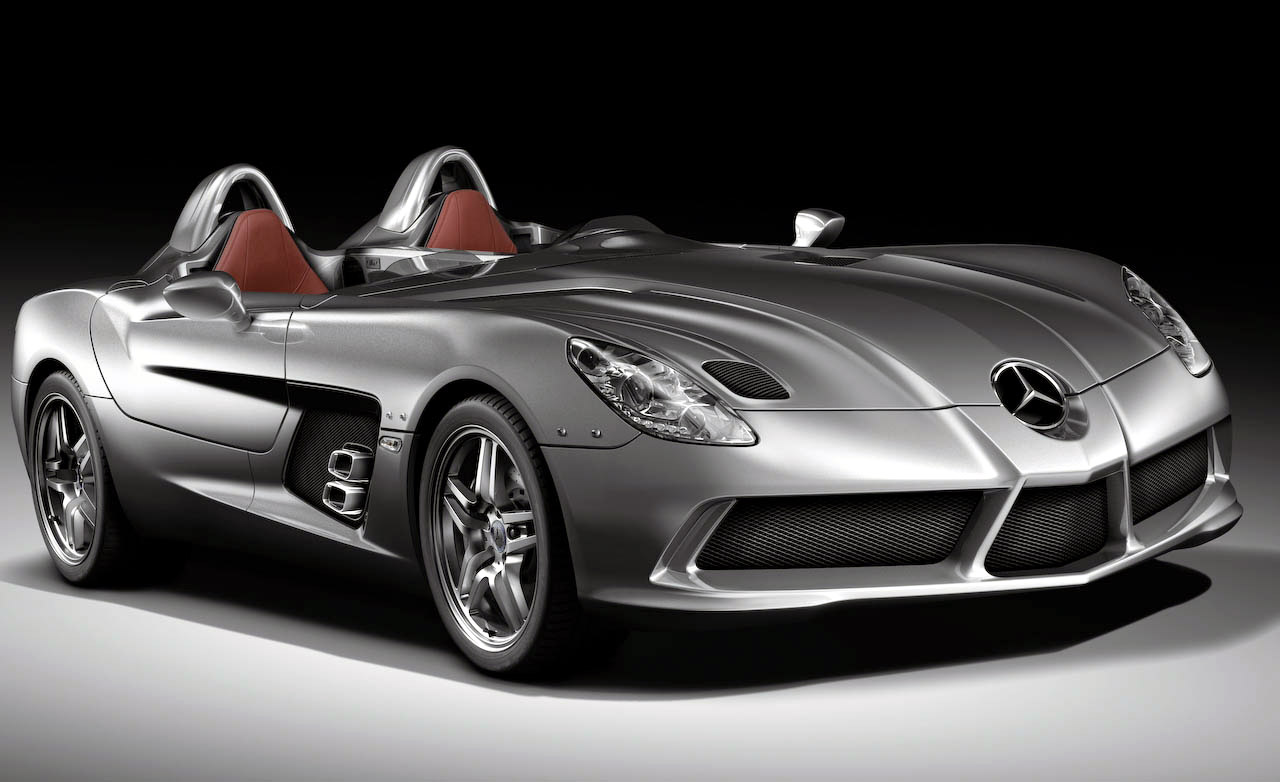 Mercedes mclaren slr stirling moss img 4 it s your auto for New mercedes benz supercar