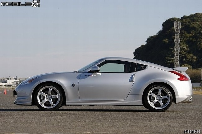 nissan 370z nismo tuning img 4 it s your auto world. Black Bedroom Furniture Sets. Home Design Ideas