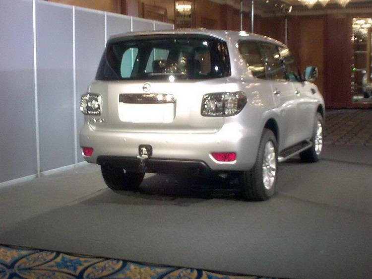 Nissan Patrol Leaked 2010 Img 3