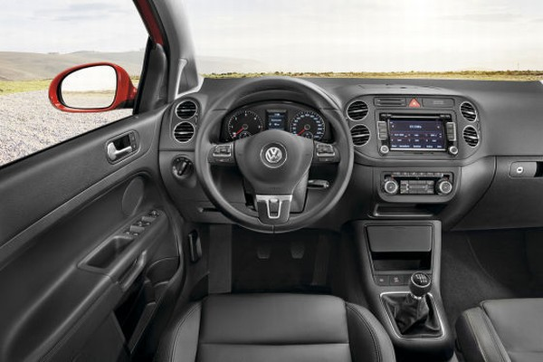 New 2009 Volkswagen Golf Plus Mark Vi Revealed At Bologna