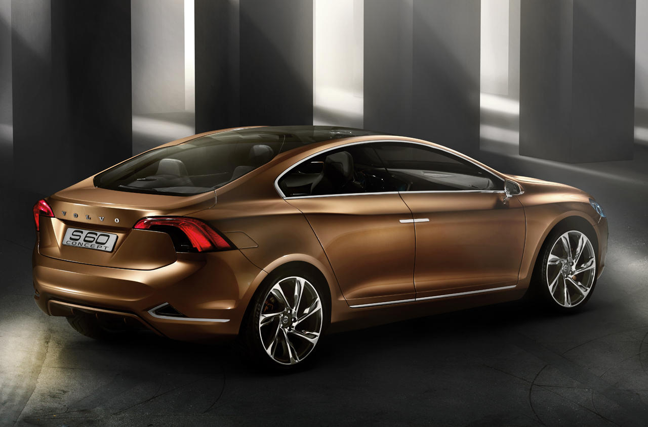 New Volvo S60 Concept revealed ahead of Detroit Auto Show | It's your auto world :: New cars ...