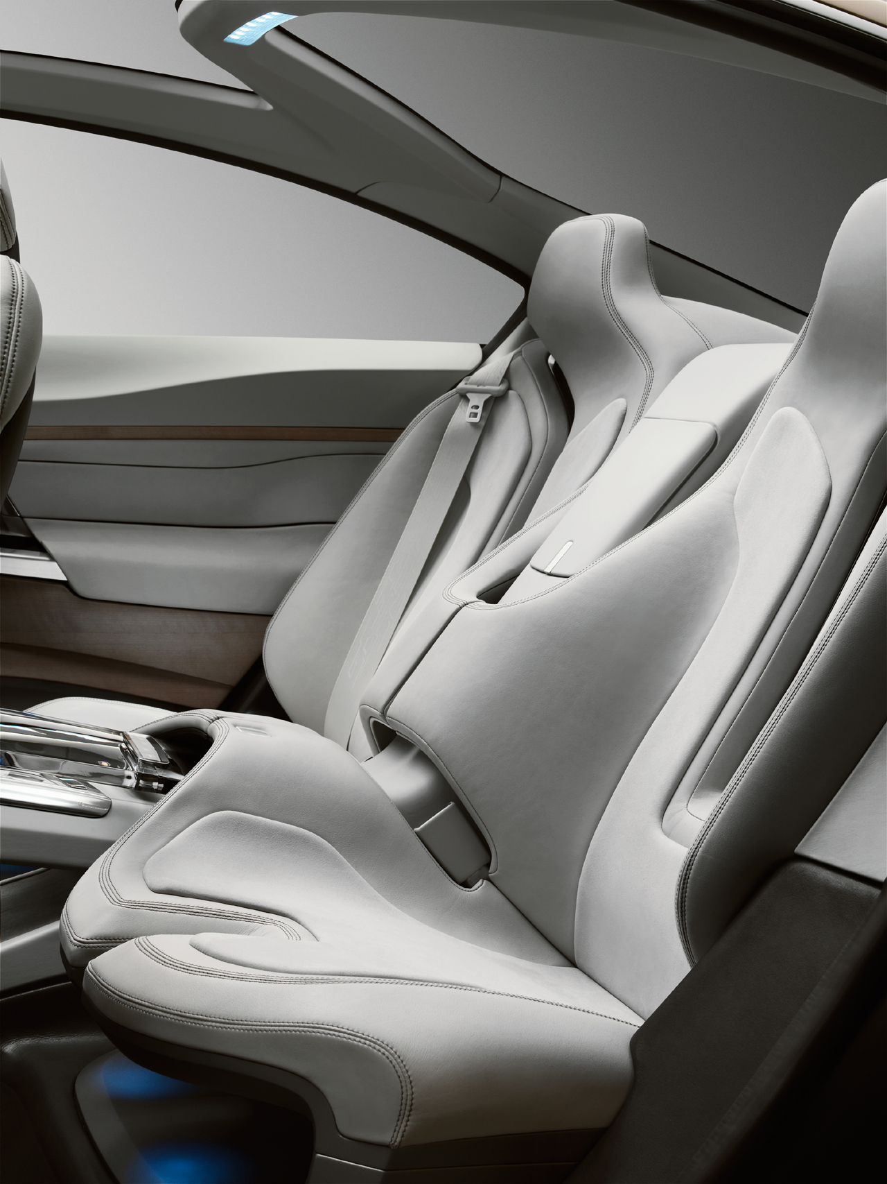 Volvo S60 Concept Interior Img 10 It S Your Auto World