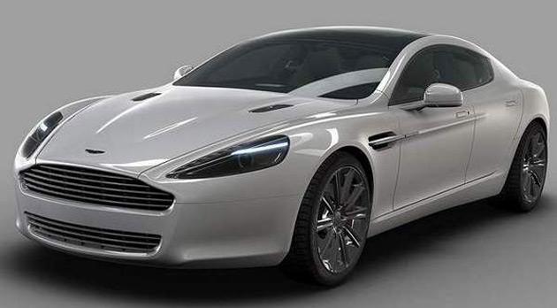 Aston Martin Rapide Gallery Images vIEW