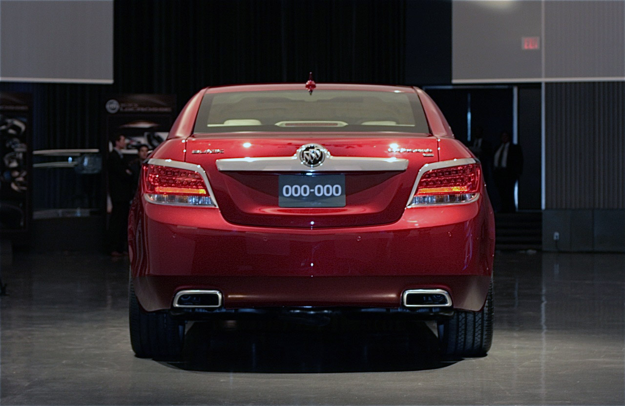 New 2010 Buick LaCrosse Officially Unveiled (photo and ...