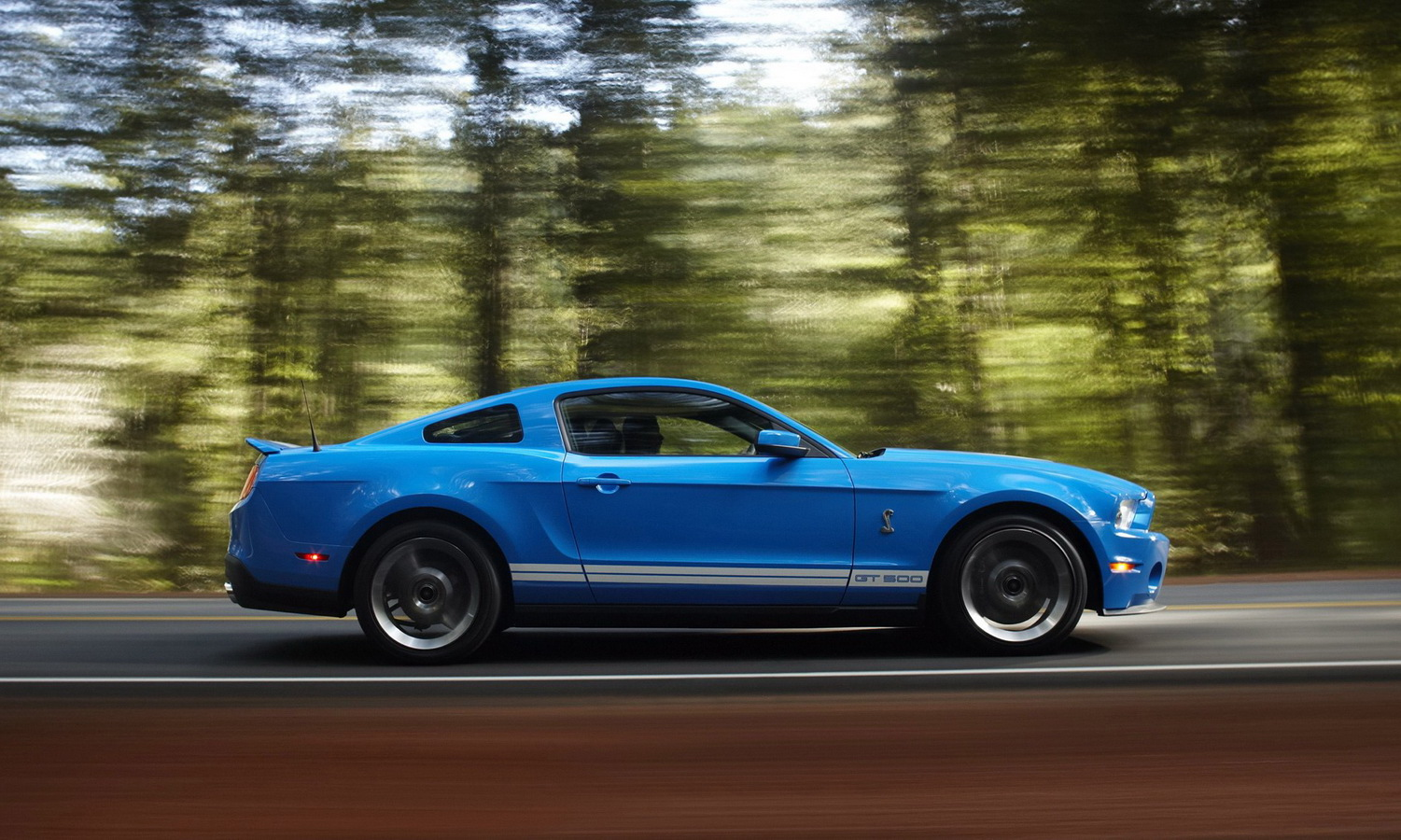 All Types 2010 mustang shelby : New 2010 Ford Shelby GT500 Coupe and Convertible Revealed (photo ...