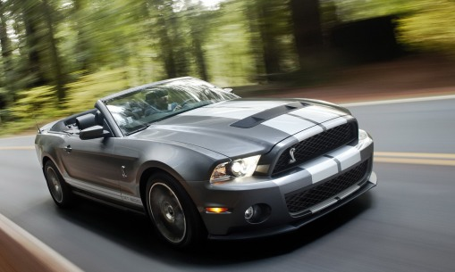 2010 Ford Mustang Shelby Gt500 Convertible. 2010 Ford Shelby GT500